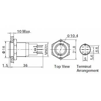 16 MM METAL LAS2-GQF-11ZEsablon-350×350